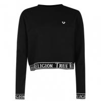 Bluze cu guler rotund True Religion