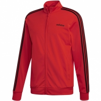 Bluze trening Adidas Essentials 3 Stripes Tricot , rosu, DU0454 barbati