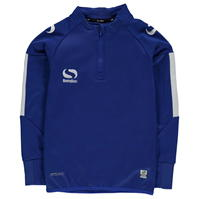 Bluze trening Sondico Evo Quarter cu fermoar pentru baietei