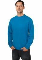 Bluze tricotate barbati turcoaz Urban Classics