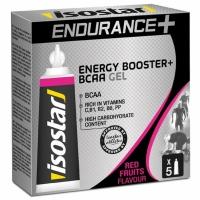 Gel energetic Isostar Energy Booster BCAA 5x20G