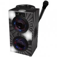 Boxa Portabila Bluetooth Karaoke Cu Microfon
