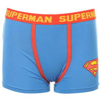 Boxeri DC Comics Superman Single Short pentru Barbati