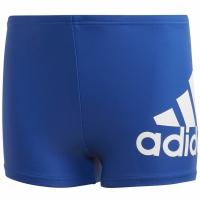 Mergi la Boxeri Pantaloni scurti de baie Adidas Ya Bos albastru GE2029 pentru Copii