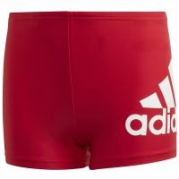 Boxeri Pantaloni scurti de baie Adidas YA Bos rosu GE2030 pentru Copii