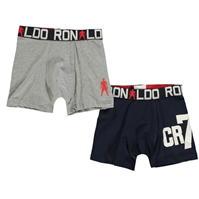 Boxeri Set 2 Cristiano Ronaldo pentru baietei