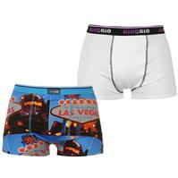 Boxeri Set 2 Giorgio Hipster pentru Barbati