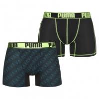 Boxeri Set 2 Puma Z pentru Barbati