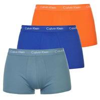 Boxeri Set de 3 Calvin Klein Underwear Low Rise