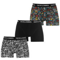 Boxeri Set de 3 Jack and Jones Elemest