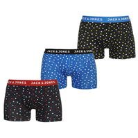 Boxeri Set de 3 Jack and Jones Fashion Trunk