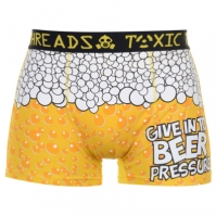 Boxeri Toxic Threads pentru Barbati
