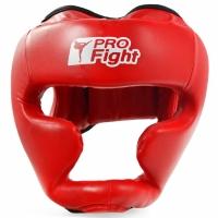 Casca de box PROFIGHT 705 PU rosu SENIOR