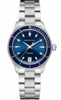 Ceas Bratari Hamilton - Seaview 37 Mm Qtz albastru -