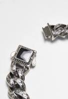 Bratari Monumental Basic argintiu Urban Classics