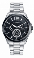 Bratari Viceroy Watches Mod Magnum 46679-53 - Multifunction - 42 Mm - Stainless Steel Case And