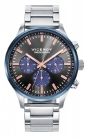 Bratari Viceroy Watches Mod Magnum 471055-57 - Chronograph - 42 Mm - Stainless Steel Case And