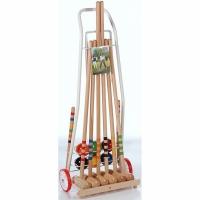 Set cricket Lucio Londero CRYSTAL 6 pers. 10642