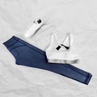 Bustiera sport adidas All Me VFA pentru Femei