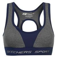 Bustiera sport Skechers Racer Back pentru Femei