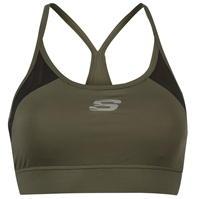 Bustiera sport Skechers Strappy pentru Femei