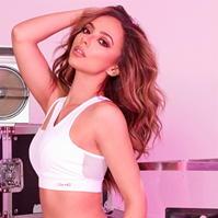 Bustiera sport USA Pro Little Mix One Shoulder pentru Femei