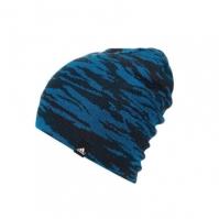 Caciula barbati Rockfels Beanie Blue Adidas