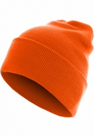 Caciula Beanie Basic Flap Long Version potocaliu neon Urban Classics