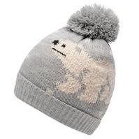 Caciula Beanie Crafted Essentials Polar Bear Child pentru fete