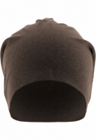 Caciula Beanie Heather Jersey chocolate Urban Classics