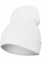 Caciula Beanie Heavyweight Long alb Flexfit