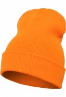 Caciula Beanie Heavyweight Long blaze-portocaliu Flexfit