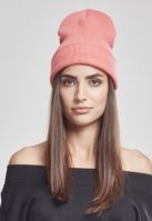 Caciula Beanie Heavyweight Long coral Flexfit