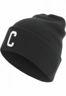Caciula Beanie Letter Cuff tricot  MasterDis