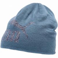 Caciula Beanie Puma Ess Logo albastru 022330 07