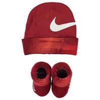 Caciula Nike Warps Set pentru baieti pentru Bebelusi