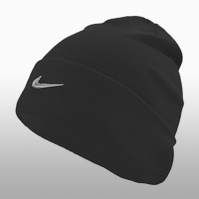 Fes iarna negru Nike Y Nk Beanie Metal Swoosh Baietei