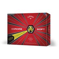 Set mingi golf Callaway Chromesoft Truvis 12