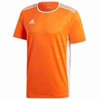 Tricou adidas Entrada 18 portocaliu CD8366 copii teamwear adidas teamwear