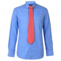 Set Camasa cu Maneca Lunga Pierre Cardin Tie pentru Barbati