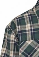 Camasa flanela Southpole Check verde