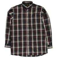 Fusion Plaid Button Down Shirt pentru Barbati