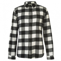 Camasa Gingham Label Lab Label Lex Large Brushed pentru Barbati