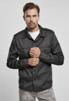 US Shirt negru Brandit