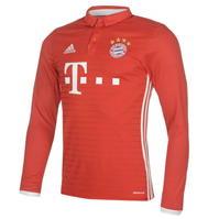 Camasi cu maneca lunga adidas Bayern Munich pentru Barbati