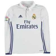 Camasi cu maneca lunga adidas Real Madrid Juniors