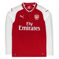 Camasi cu maneca lunga Puma Arsenal Acasa 2017 2018 pentru copii