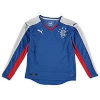 Camasi cu maneca lunga Puma Rangers pentru baietei