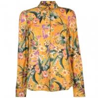 Camasi sport Set Flower cu buzunar pentru femei