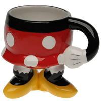 Cana 3D Minnie cu personaje